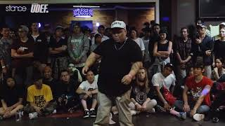 Boogie Frantick vs Butter – Freestyle Session 2017 Popping Battles