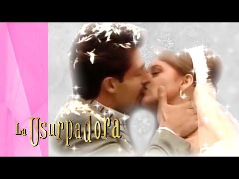 La boda de Paulina y Carlos Daniel | La Usurpadora - Televisa