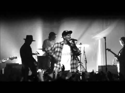 The Neighbourhood – West Coast/ Let It Go – Le Bataclan (22/10/2014)
