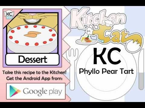 Video of KC Phyllo Pear Tart