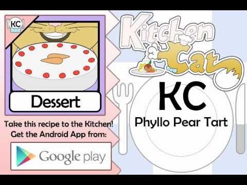 Video of KC Phyllo Pear Tart