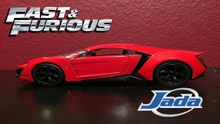 Nonton Fast & Furious 7 Lykan Hypersport 1/32 - Jada Toys Film Subtitle Indonesia Streaming Movie Download