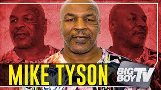 Video Mike Tyson on His Comedy Show, Mental Health, Tupac & A Lot More! MP3, 3GP, MP4, WEBM, AVI, FLV Desember 2018