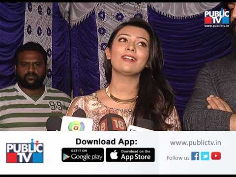 Sandalwood Actress Radhika Pandith Reacts About Her Birthday Celebration