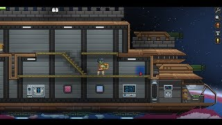 The Extended Ship mod created by Crystalwolf on the Starbound Forums, this Mod only adds on a small part but even something ...