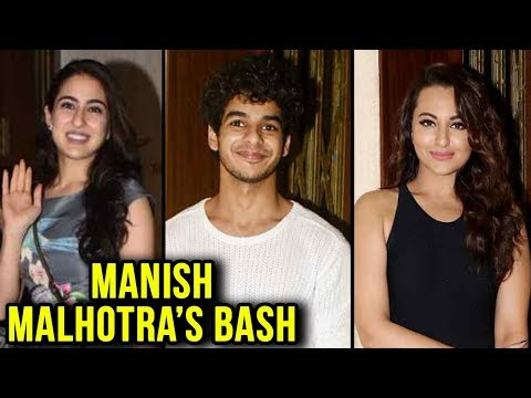 Tiger Shroff, Janhvi Kapoor, Sonakshi Sinha And St