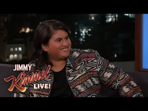 15-Year-Old Deadpool 2 Actor Julian Dennison Can't See His Own Movie (видео)
