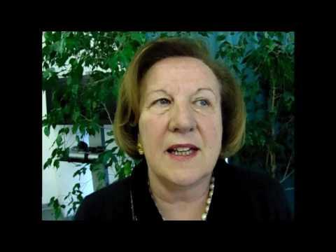 Maria Grazia Battaglini commenta la cerimonia di premiazione
