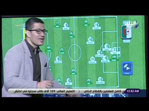 تحليل أحمد عفيفي لمباراة الجزائر والسنغال في نهائي بطولة إفريقيا