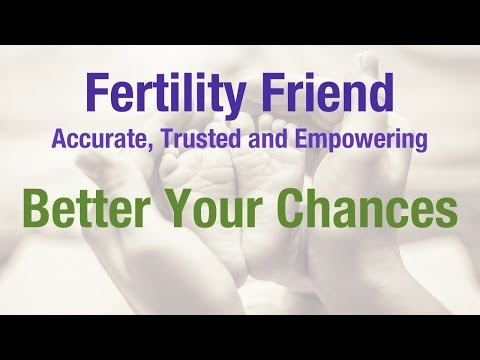 Video of Fertility Friend Mobile