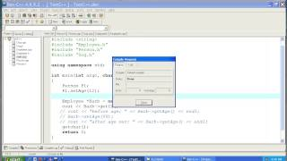 Object-Oriented Programming In C++ - Lecture 9