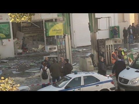 Έκρηξη σε πρατήριο υγρών καυσίμων στην Ανάβυσσο. Δεν υπάρχουν τραυματίες