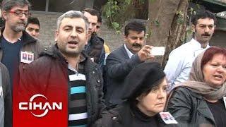 Şehit cenazesinde tepki: Saray'a verilen parayla 300 uçak alırdınız