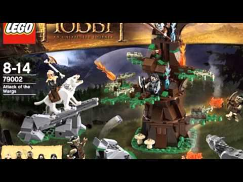 Video YouTube video ad of the Hobbit Attack Of The Wargs