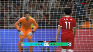Liverpool vs Chelsea Penalty Shootout Simulated #PES2017 [New Kits 2017/18] https://youtu.be/lRoDQxAHiWESubscribe : https://goo.gl/hOkuyhTwitter : https://twitter.com/LionelPesG+ : https://goo.gl/Bz7FAmPatch : SS Patch Scoreboard : PES 2018 by aziz17 https://goo.gl/d9qAGGAdboard : PES 2018 by Abid Nabawi https://goo.gl/okOQzOKits : Kits Pack 2017/18 HD V3 by Geo_Craig90  https://goo.gl/QUEd8vPES 2017 Fantasy Gameplay/Penalty Shootout : https://goo.gl/gPYg18PES 2017 All Star Gameplay/Penalty Shootout : https://goo.gl/PKXzD8