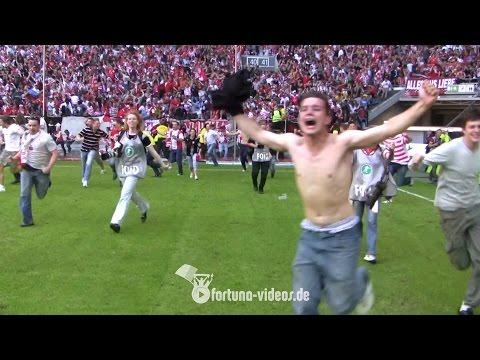 23. Mai 2009 - Fortuna Düsseldorf Aufstieg 2009