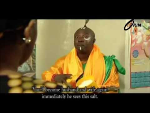 Ilu Awon Oku Part 1 - YORUBA NOLLYWOOD MOVIE