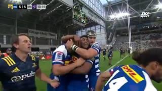 Highlanders v Stormers Rd.4 2018 Super Rugby Video Highlights