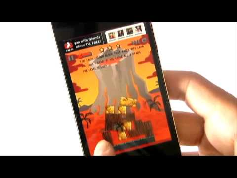 Video of Tiki Lavalanche