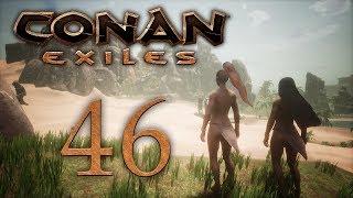 Conan Exiles — прохождение игры на русском — Страдаем в вулкане [#46]   PC