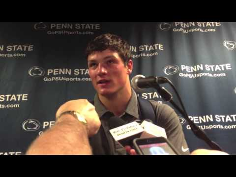 Christian Hackenberg Interview 8/31/2013 video.