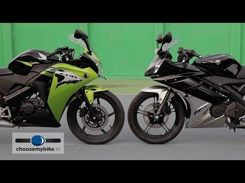 yamaha - Can't pick between the Yamaha YZF-R15 and the Honda CBR 150R? Watch as we compare these 150cc powerhouses! More on http://www.choosemybike.in Intro music by ...