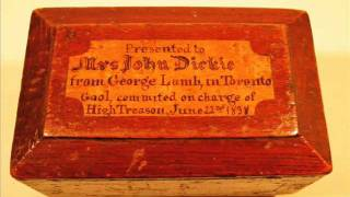 John Dickie Rebellion Box
