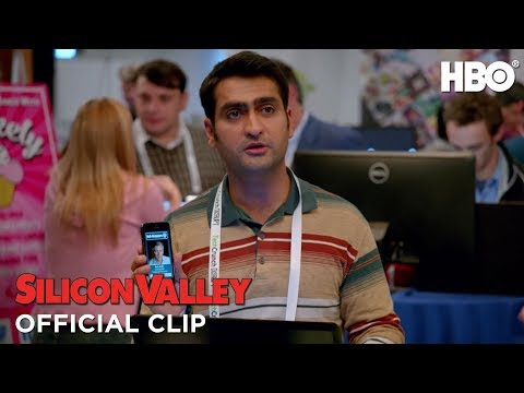 Silicon Valley 1.07 (Clip)