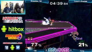 Zanguzen shoots 250 Lasers in 5 Minutes. Next level Falco play.