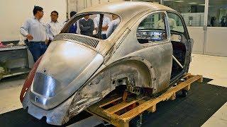 Download Video Car Restoration – 1967 Volkswagen Beetle MP3 3GP MP4