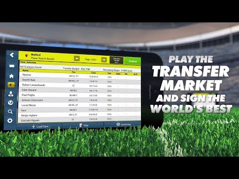 Football Manager 2018 Mobile