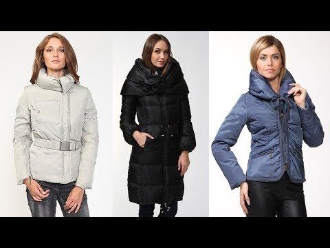 Женские Модные Зимние Куртки 2014
