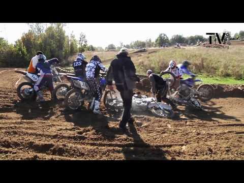 Otwarte Mistrzostwa Lubelszczyzny w Motocrossie - Stanisławka - 16.10.2011