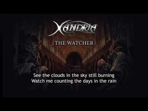 XANDRIA - The Watcher (audio)