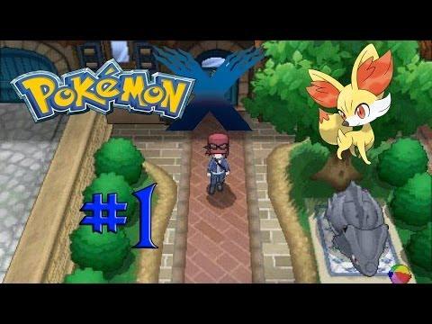 Guida Pokemon X parte 1: La Regione di Kalos
