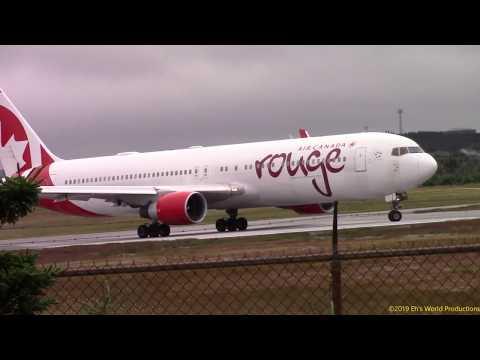 St. John's International Airport (CYYT) 2019 Plane Spotting Highlights - Part 2 - May to September