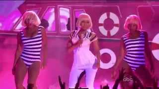 Nicki Minaj And Britney Spears - Billboard Music Awards 2011 HD