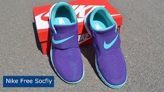 Nike Free Socfly - фото