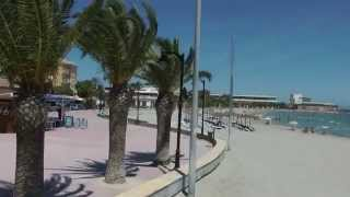 Javier Spain  City new picture : Playa de Villananitos Mar Manor San Javier Spain