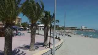 Javier Spain  city photos gallery : Playa de Villananitos Mar Manor San Javier Spain