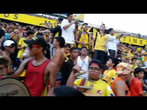 La Murga poniendo el Carnaval SUR OSCURA - Sur Oscura - Barcelona Sporting Club - Ecuador - América del Sur
