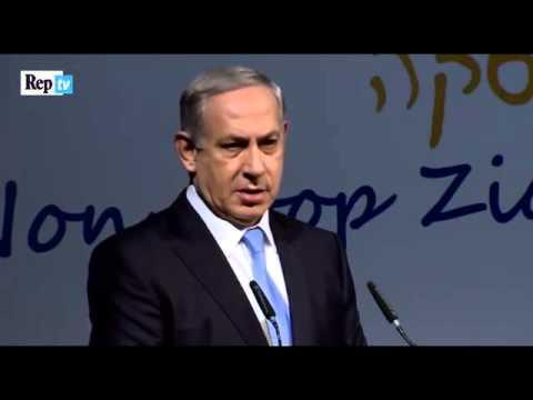 "netanyahu chock: ""hitler non voleva sterminare gli ebrei"""