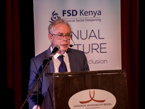 WATCH: Highlights from the 3rd FSD Kenya annual lecture