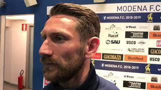 Modena Fc, intervista Massimo Loviso