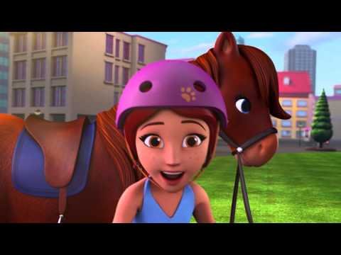 LEGO® Friends  - Lerne Mia kennen! (видео)