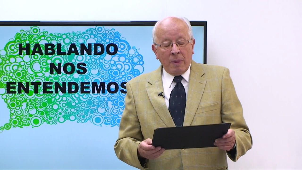 HABLANDO NOS ENTENDEMOS - INVITADA DRA CONSUELO YÁNEZ COSSÍO