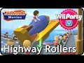 Wii Party U Highway Rollers multiplayer