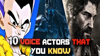 10 Voice Actors That You Already Know In World of Warcraft, World of Warcraft, Blizzard Entertainment