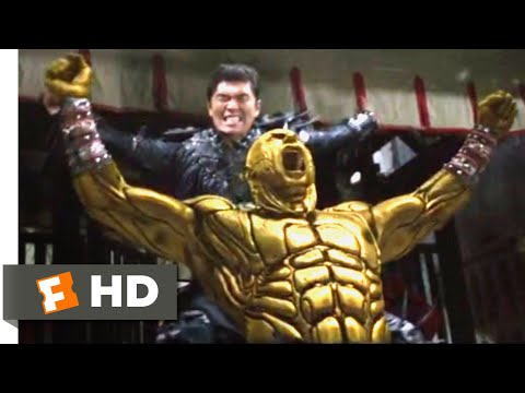 The Man With the Iron Fists (2012) - Brass Body vs. X-Blade Scene (3/10)   Movieclips