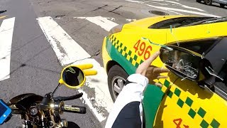 Stupid, Crazy & Angry People Vs Bikers | ROAD RAGE | Bad Drivers Caught On Go Pro [Ep.#126]